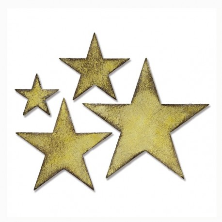 Bigz Die - Stacked Stars