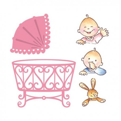 Collectables baby 1 con stampi