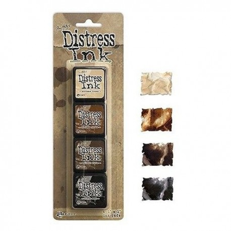 Distress ink mini kit 3