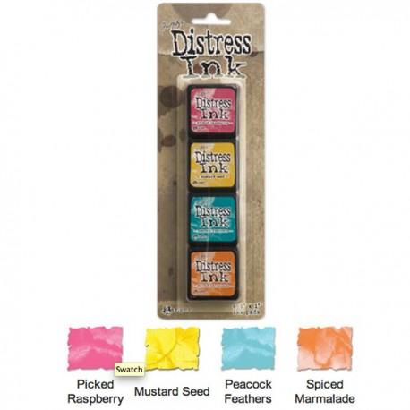 Distress ink pad kit 1