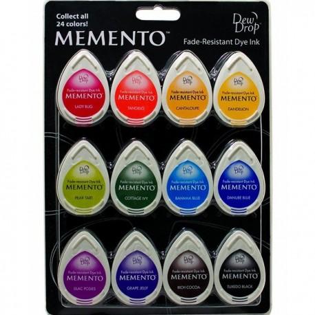 Memento dew drops 12 pack gum drops