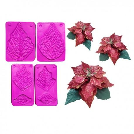 Stampo Stella Di Natale.Stampi Per Crepla Stella Di Natale