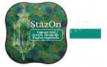 StazOn midi Emerald green