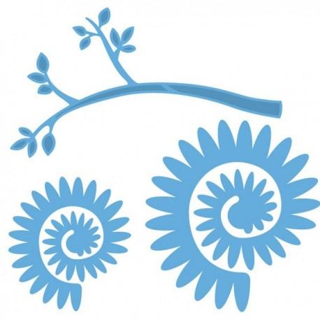 Marianne Design Creatables Branch & Flowers 2