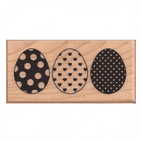 Timbro uova di pasqua