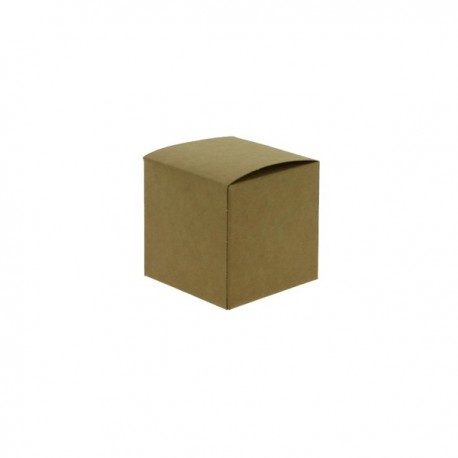Scatolina Avana cubica 6x6x6 cm