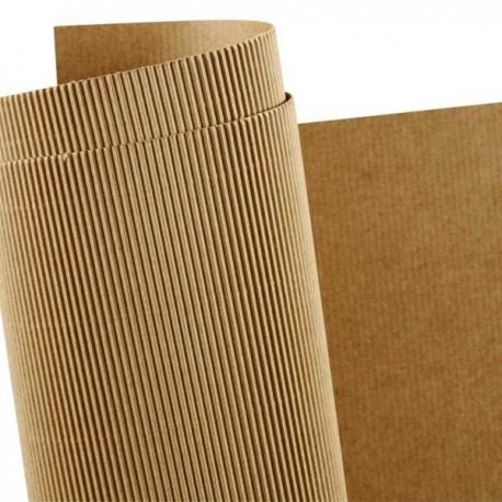 Cartone ondulato 10 fogli A4