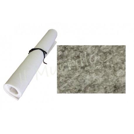 Feltro grigio chiaro 3 mm