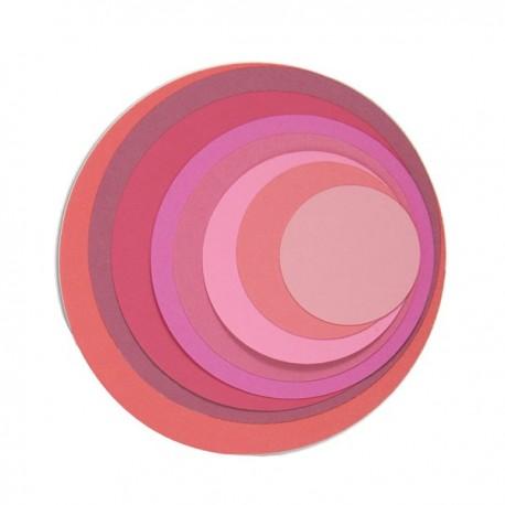Framelits Die Set 8 pz - Circles 657551