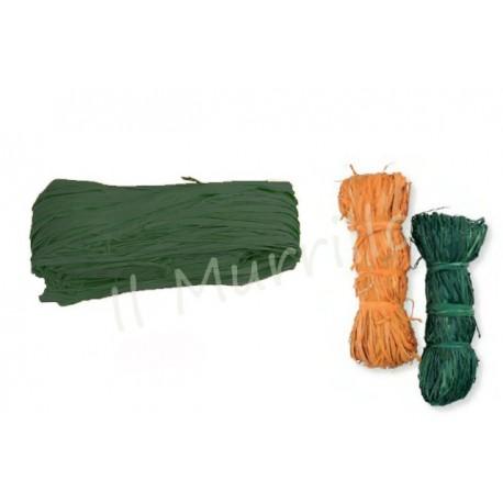 Rafia verde 20 gr