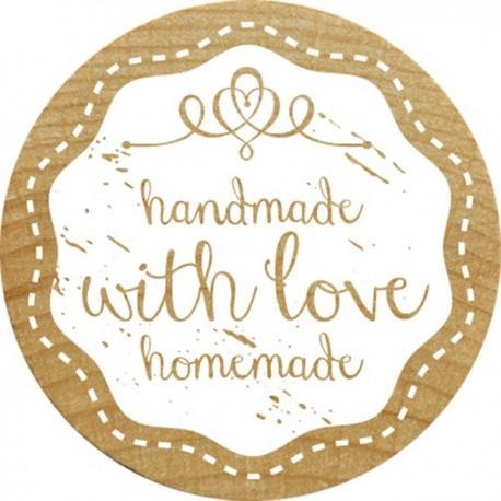 Timbro Handmade With Love