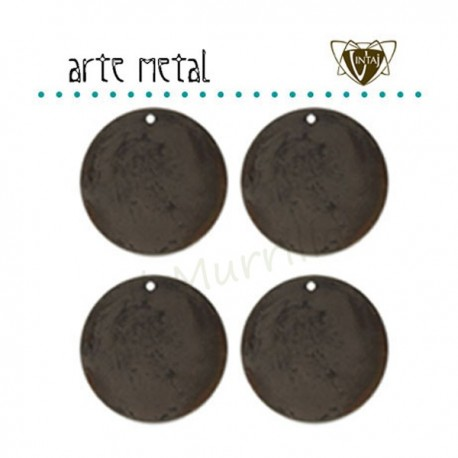 Vintaj Arte Metal Blank Circle 25 mm