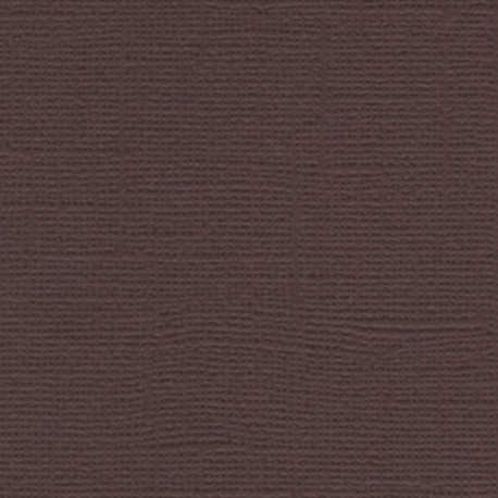 Carta tinta unita Dark Chocolate 216 gsm 30x30cm